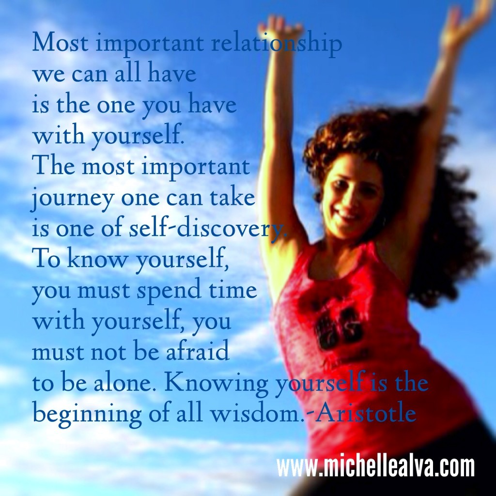 Empower Yourself Know Yourself Michelle Alva