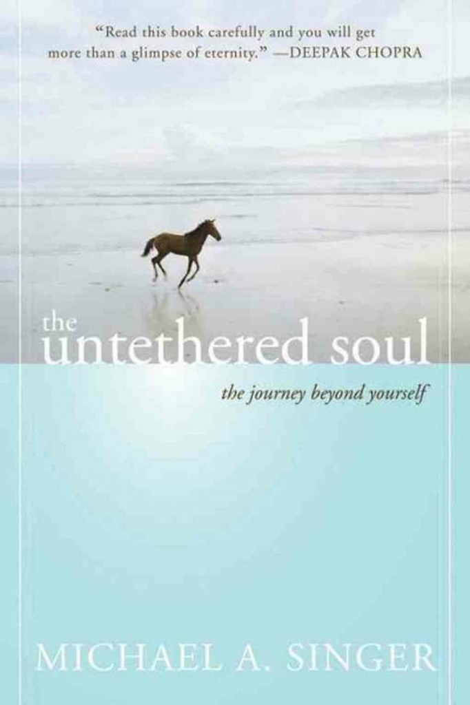 Untethered soul book cover