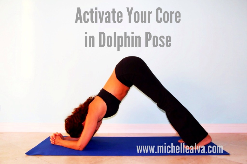 Dolphin Pose Yoga