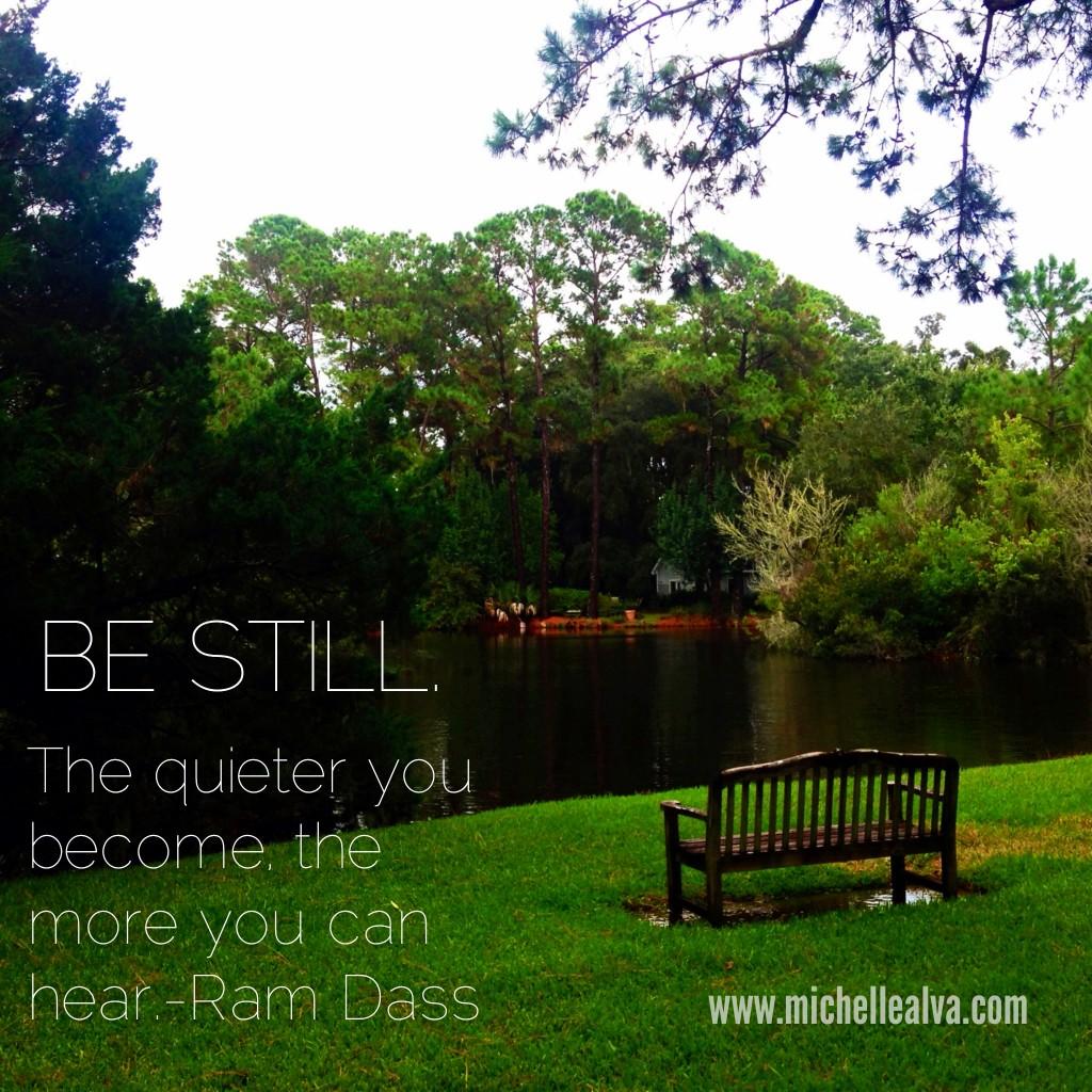 Be Still Ram Dass