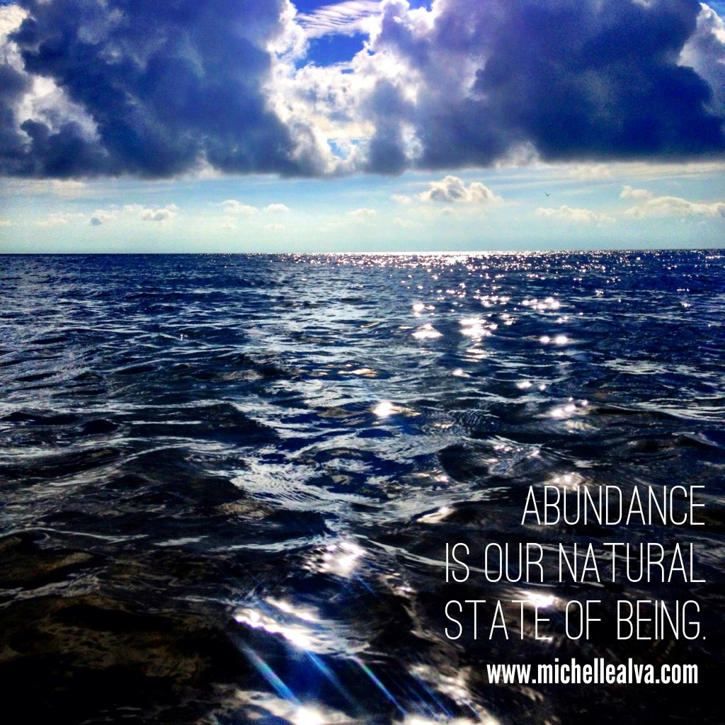 Abundance is Our Nature