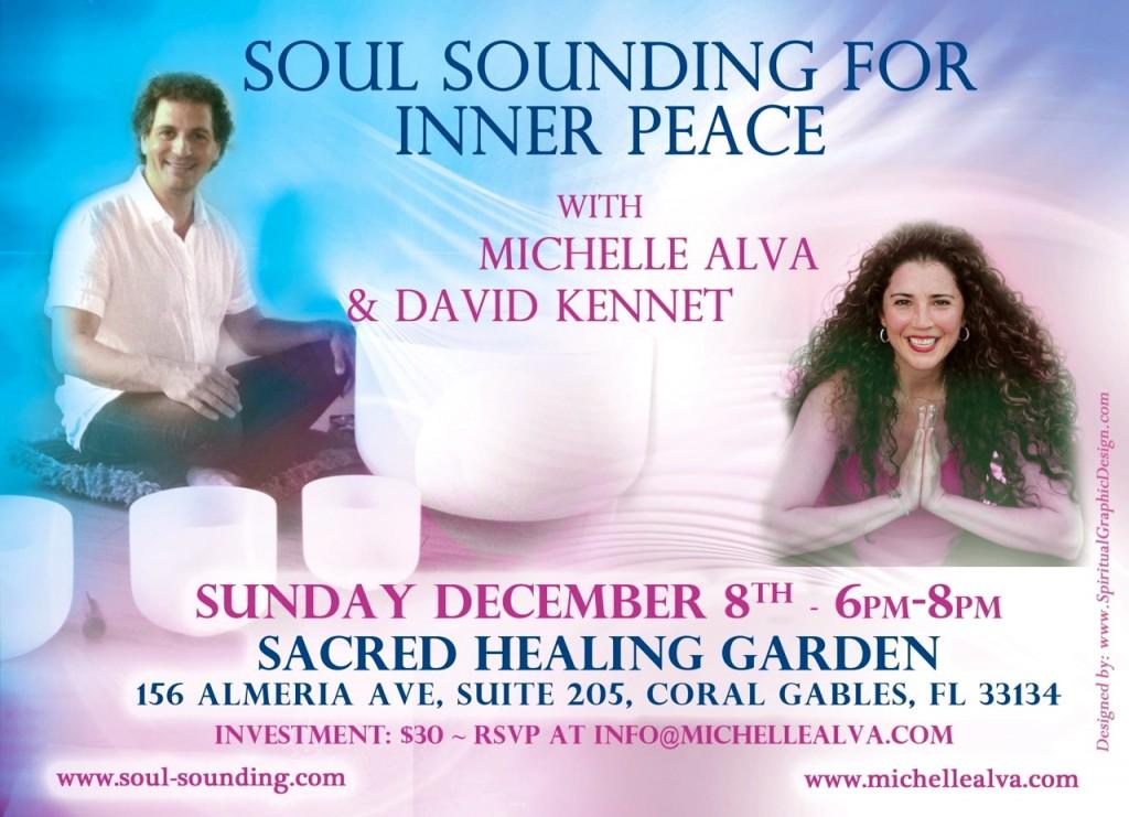 Soul Sounding For Inner Peace