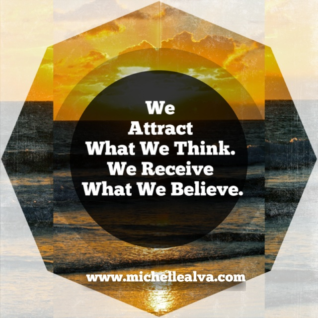 What We Think We Attract