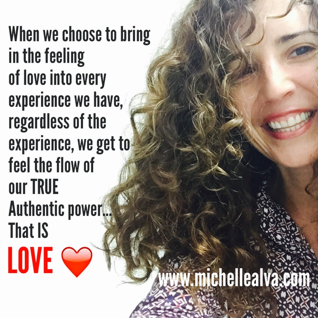 Choose Love in all situations